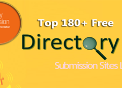 190+ High PR Directory Submission Sites list