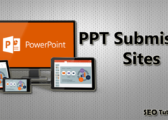 PPT Submission Sites Power Point Slide Share Website List