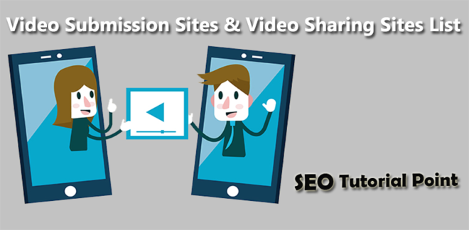 Top Video Submission Sites | Video Sharing Sites List