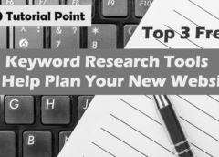 Top 3 Free Keyword Research Tools to Help Plan Your New Website