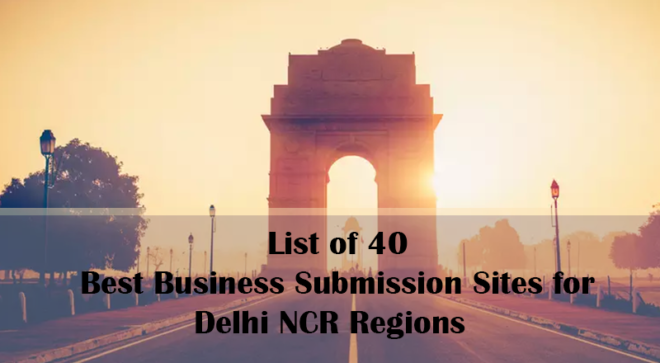 Business submission Sites for Delhi