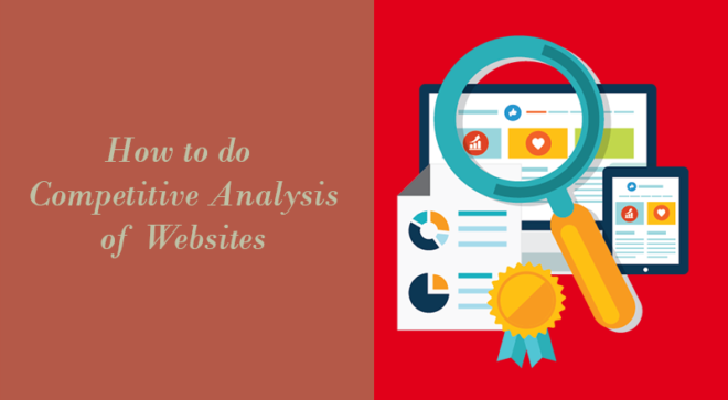 How to do Competitive Analysis of Websites