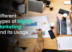 Different Types of Digital Marketing and its Usage